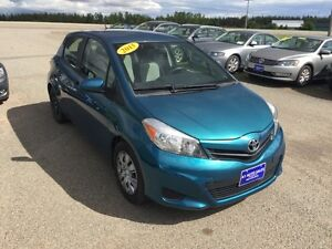 2013 Toyota Yaris 5dr HB Auto LE ONLY 34,500 KM