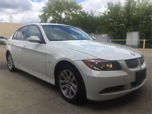 2008 BMW 323i *Low Kms *Rare 6 Speed Manual Transmission*1 owner