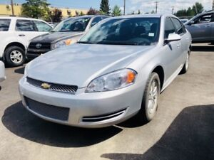 2013 Chevrolet Impala LS (CLEAN CARPROOF)(6 MONTH WARRANTY)