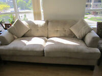 Sofas, table, beds, cribs, drawers and shelf