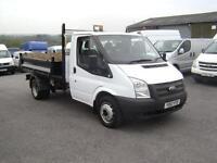 Ford Transit 2.2TDCi ( 100PS ) ( EU5 ) ( RWD ) 350L 350 LWB DRW