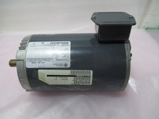 GE Motor 5KE49WN8226 A-C Brake Motor, 3 HP, 3 PH, 60 Hz, 3450 RPM, 419806