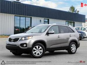 2013 Kia Sorento LX,SEVICE HISTORY,B.TOOTH,ACCIDENT FREE ON SALE
