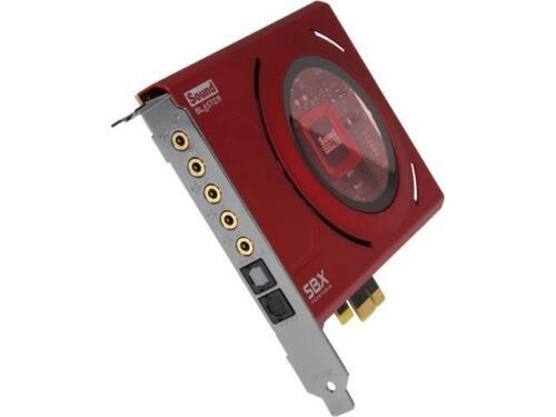 Creative Sound Blaster Z Pcie 116db Snr Gaming Sound Card...