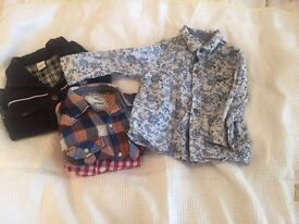 Baby boy 12-18 month used but good condition clothes bundle for sale £25 ONLY!