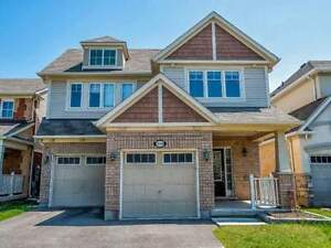 Stunning 4Br Detached/Over 2500 SF/Prof Finished Basement/Milton