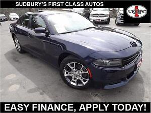 2016 Dodge Charger AWD!! NAV!! HEATED LEATHER!! SUNROOF!!