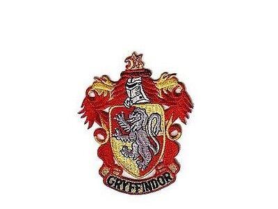 harry potter bestickter Aufnäher Wappen Schule Gryffindor Patch
