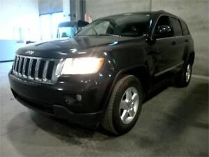 2012 Jeep Grand Cherokee Laredo 4x4 *NO ACCIDENTS/ 1-OWNER*