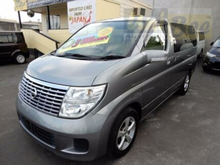 2006 Nissan Elgrand ME51 Highway Star Grey Automatic