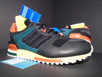 2008 ADIDAS ZX 700 IN HOUSE CONSORTIUM SAMPLE BLACK IVY GREEN WHITE RED G04595 9