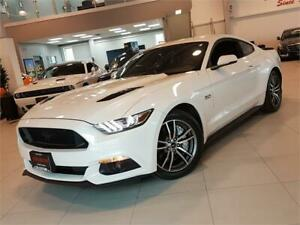 2017 Ford Mustang GT-FASTBACK-LEATHER--NAVIGATION-CAMRERA-34KM