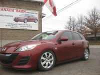 2010 MAZDA3 AWESOME HATCHBACK, AC ,12M.WRTY+SAFETY,for $6490