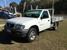2002 Holden Rodeo TFR9 MY02 LX 5 Speed Manual Clontarf Redcliffe Area Preview