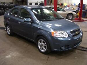 2009 Chevrolet Aveo LT  Engine has 70000 kms