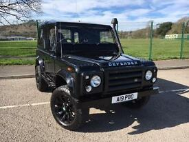 LAND ROVER DEFENDER 90 200 TDI *TOTAL 1 OFF! STUNNING, THOUSANDS SPENT*