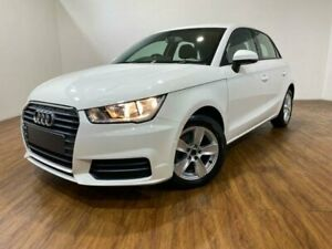 2016 Audi A1 8X MY17 Sportback 1.4 TFSI Sport White 7 Speed Auto Direct Shift Hatchback Kingsgrove Canterbury Area Preview