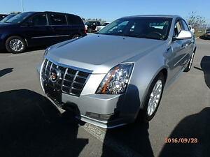 2012 Cadillac CTS4 Luxury Collection AWD Sedan