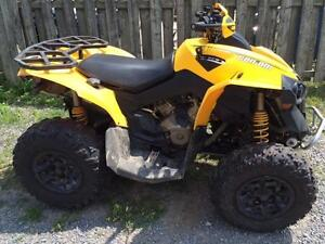 2015 Can Am Renegade 800R