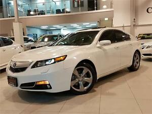 2013 Acura TL TECH-SH-AWD-NAVIGATION-LOADED