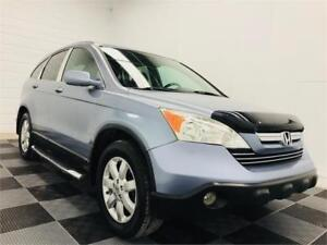 2007 Honda CR-V EX-L Leather! Heated Seats! CLEAN TITLE!!