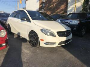 2014 Mercedes-Benz B-Class B 250 Sports Tourer 1owner certified