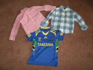 Boy's Fall/Winter Clothes, Size 4