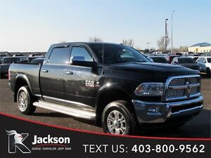 2014 Ram 3500 Laramie - Heated/Ventilated Leather, Nav!