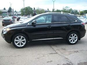 2010 Lexus RX SUV, Crossover Tech Package Accident Free