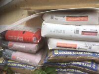 3 bags of British Gypsum Thistle Multi Finish Plaster 25K
