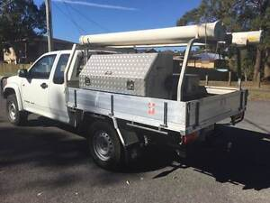 2012 HOLDEN COLORADO RC 4X4 3.0 DIESEL SPACE CAB MANUAL Rochedale South Brisbane South East Preview