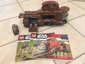 LEGO STAR WARS - 7662 Trade Federation MTT McDowall Brisbane North West Preview