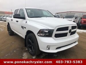 2019 RAM 1500 Classic Express, 5 FT Box, Crew Cab, Uconnect