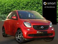 smart forfour PRIME (red) 2017-01-18