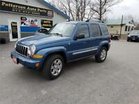 2005 Jeep Liberty Limited 4X4 147K SAFETIED Belleville Belleville Area Preview