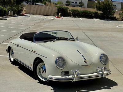1957 Porsche 356 SPEEDSTER  NO RESERVE 1957 PORSCHE 356 SPEEDSTER NEW ONLY 11 MILES HIGH PERF 1915CC ENGINE