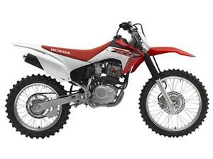 *Brand New* 2016 Honda CRF230F Extreme Red 0.9% & Save $350!