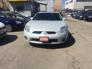 2006 Mitsubishi Eclipse GS ALLOYS! SUNROOF! MUST SEE!!