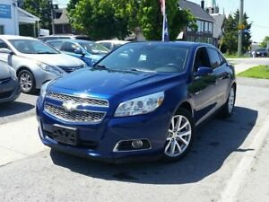 2013 Chevrolet Malibu LTZ 0 DOWN $74 WEEKLY!