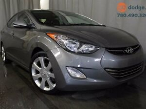 2013 Hyundai Elantra GLS / GPS Navigation / Sunroof / Rear Back