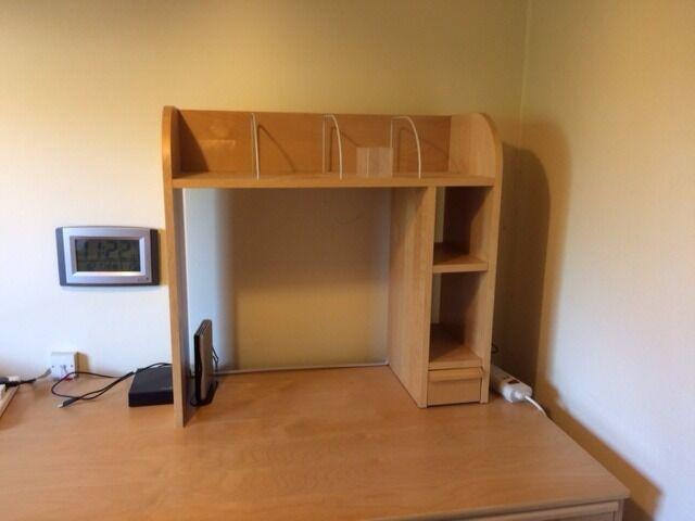 IKEA Anton Over Desk Storage Unit