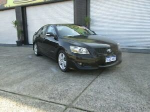 2008 Toyota Aurion Sportivo SX6 Black 5 Speed Auto Active Sequential Sedan O'Connor Fremantle Area Preview