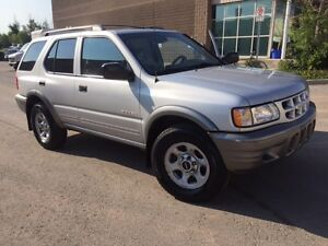 2002 Isuzu Rodeo SUV, Crossover Comes Safety And E-Tested