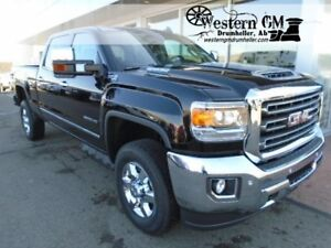 2019 GMC Sierra 3500HD SLT Z71 6.6L 4x4 Crew ROOF Heated/Cooled