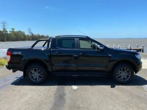 2018 Ford Ranger PX MkII MY18 FX4 Special Edition (5 Yr) Black 6 Speed Manual Double Cab Pick Up Dapto Wollongong Area Preview