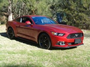 2016 Ford Mustang FM Fastback SelectShift Red 6 Speed Sports Automatic Fastback Elizabeth Playford Area Preview