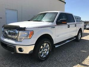 2013 Ford F-150 XTR 4x4 ~ Tow Package ~ Eco Boost ~ $266 B/W