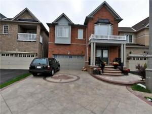FOR SALE - 4+1 BR DETACHED HOME IN BRAMPTON (FINISHED BASEMENT)