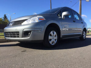 2009 NISSAN VERSA SEDAN LIKE HONDA CIVIC AND TOYOTA COROLLA