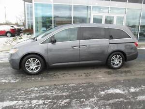 2012 Honda Odyssey EXL-RES Minivan, Van